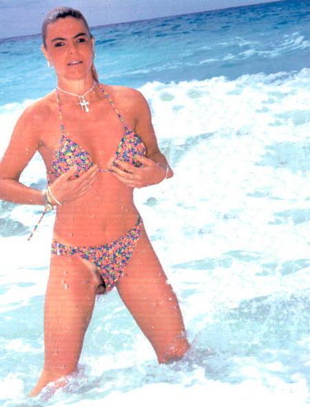 Leticia Sabater Playa Hot