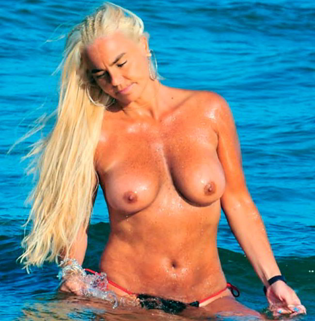 Leticia Sabater Topless