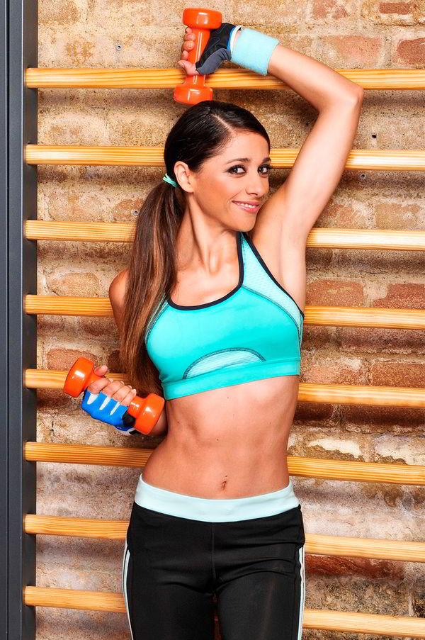 Mariam Hernandez Gym Tony