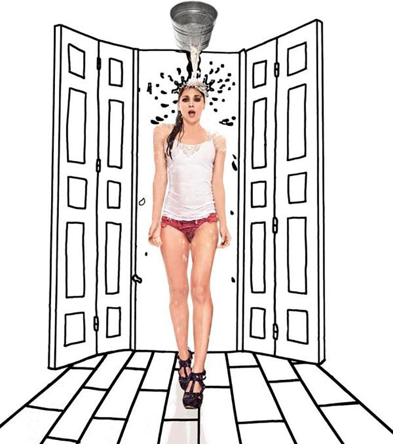 Mariam Hernández Fotos Eróticas Revista Fhm 5