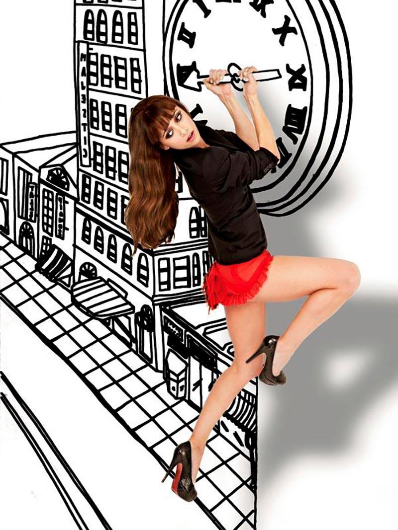 Mariam Hernández Fotos Eróticas Revista Fhm 6