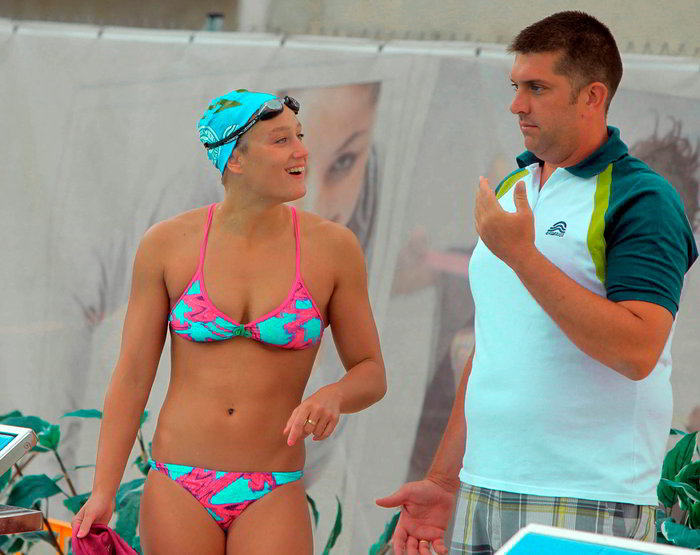 Mireia Belmonte bikini