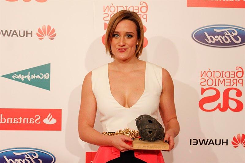 Mireia Belmonte Escote Premios Deportivos