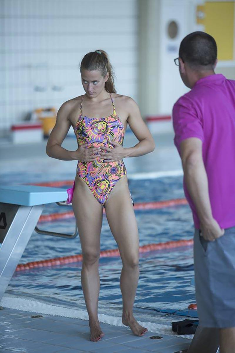 Mireia Belmonte Fotos Sexys Nadadora Española 3