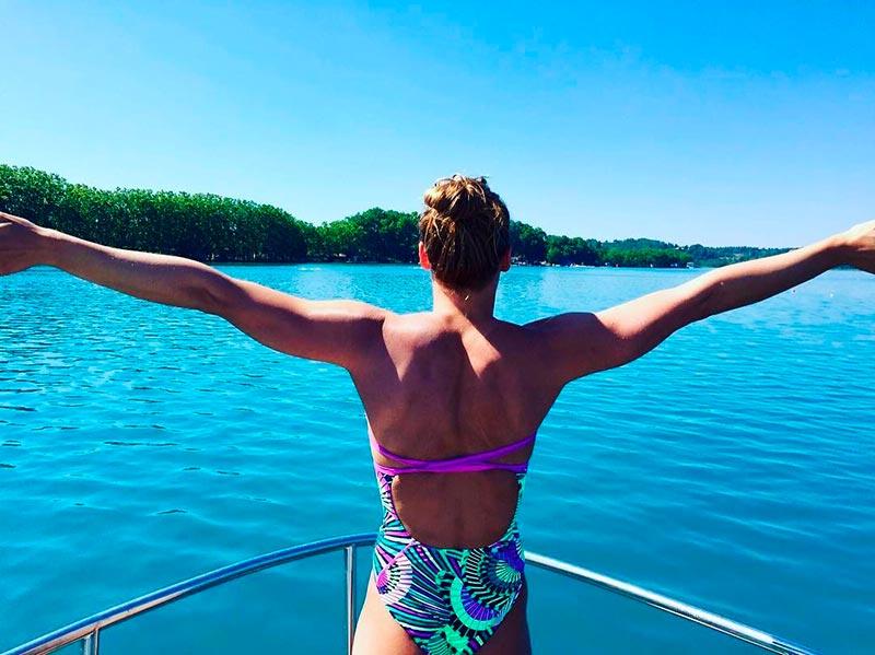 Mireia Belmonte Fotos Sexys Nadadora Española 6