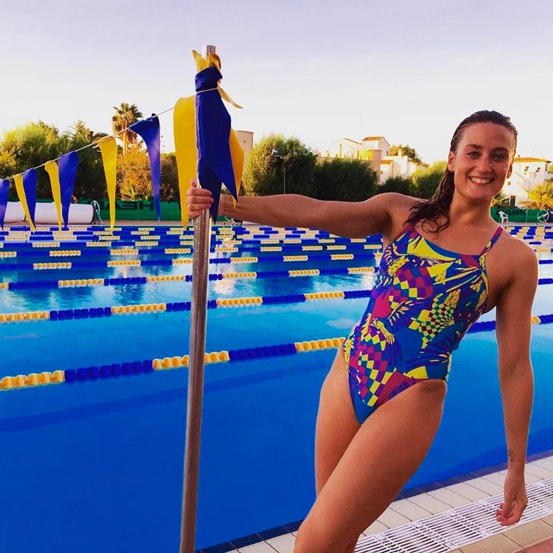 Mireia Belmonte Fotos Sexys Nadadora Española 8
