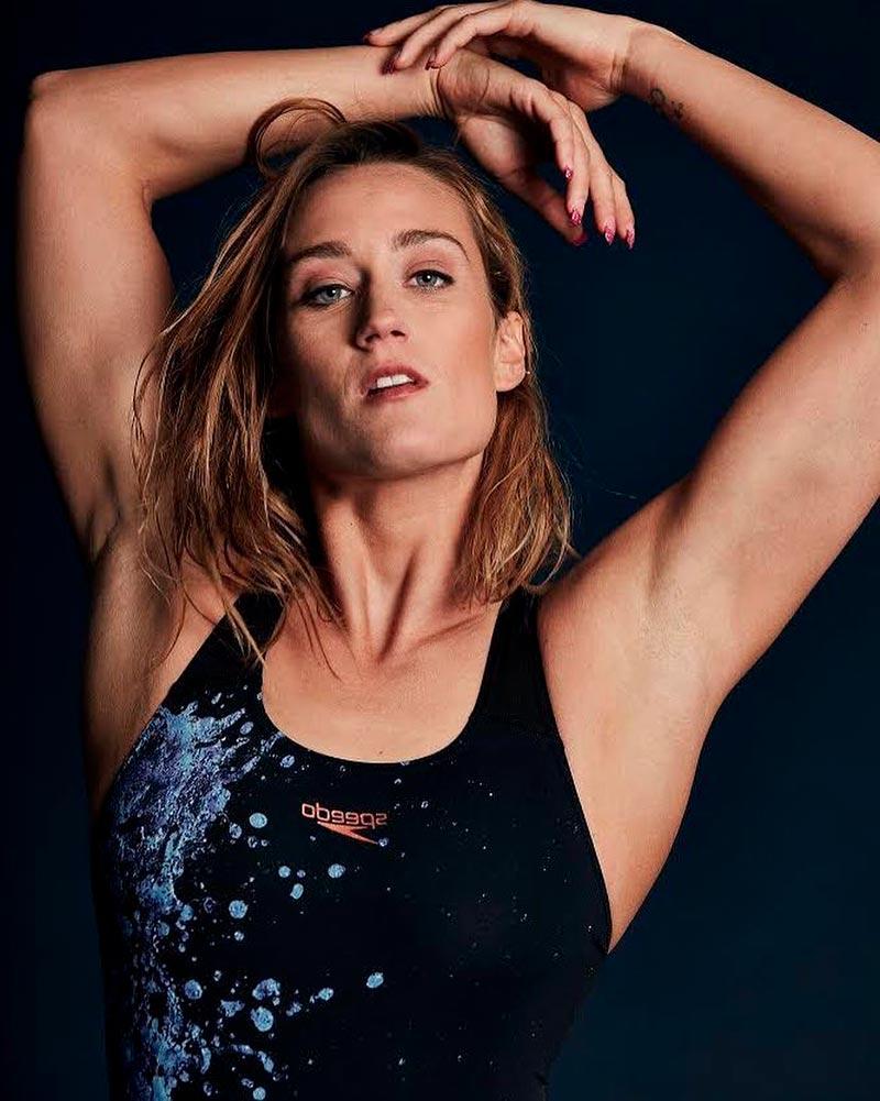 Mireia Belmonte Fotos Sexys Nadadora Española