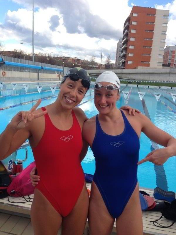 Mireia Belmonte piscina