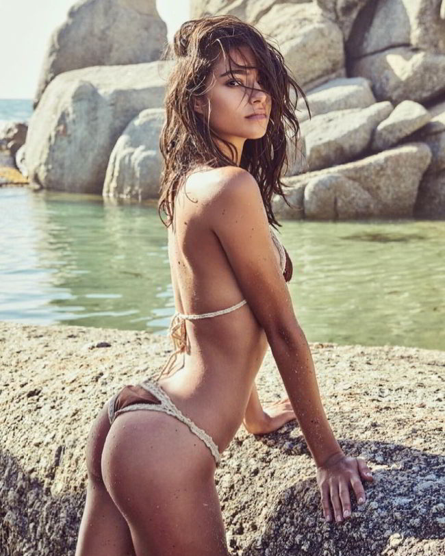 Rocio Crusset desnuda