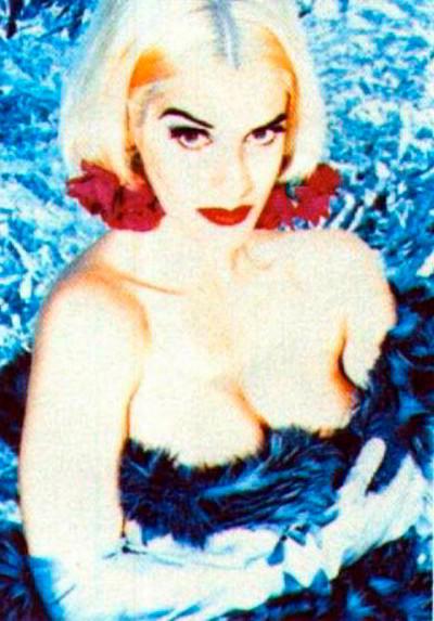 Anabel Alonso foto sexy