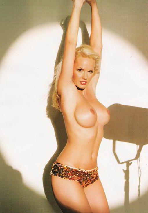 Arancha Bonete Miss Playboy 2004