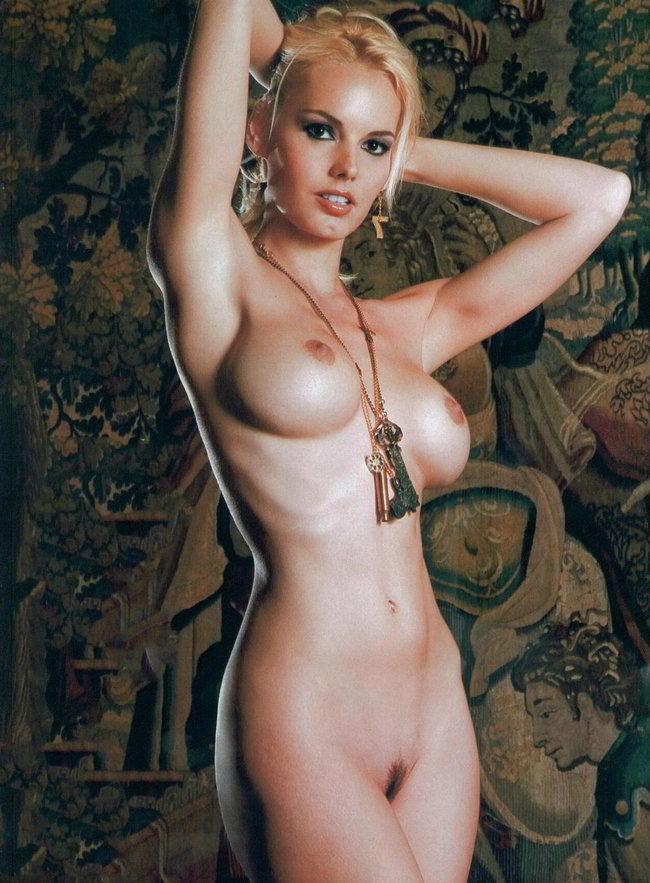 Arancha Bonete modelo