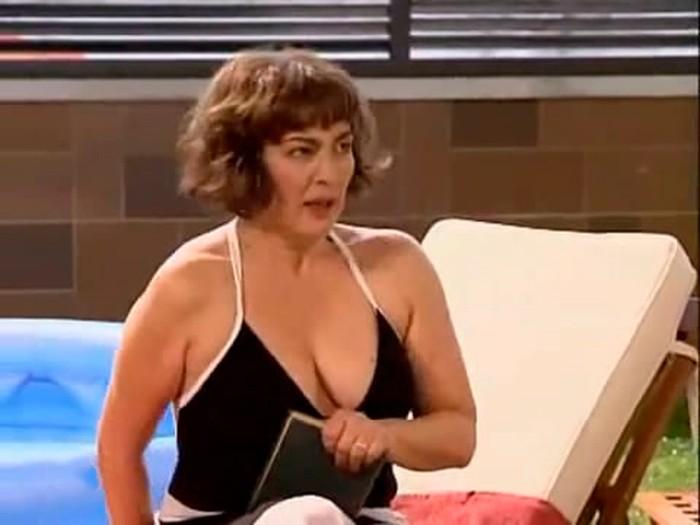 Isabel Ordaz Bañador Sexy Serie Lqsa