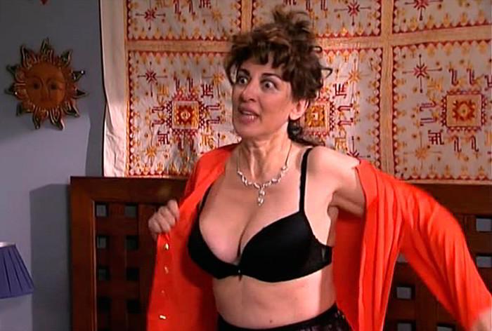 Isabel Ordaz desnuda