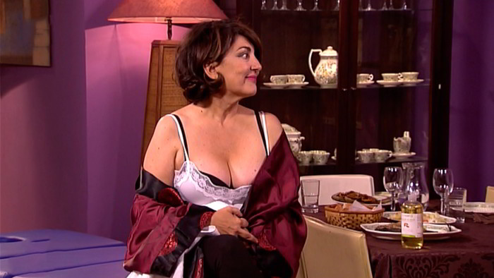 Isabel Ordaz madura