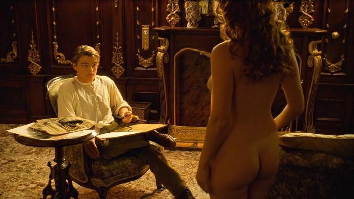 Kate Winslet culo Leonardo Di Caprio