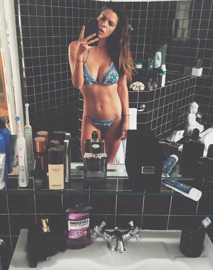Laura Matamoros sexy