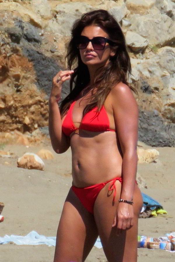 Mónica Cruz bikini