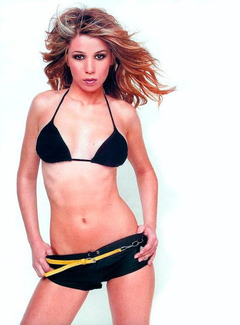 Natalia Rodríguez Chica mala