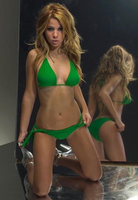 Natalia Rodríguez bikini foto