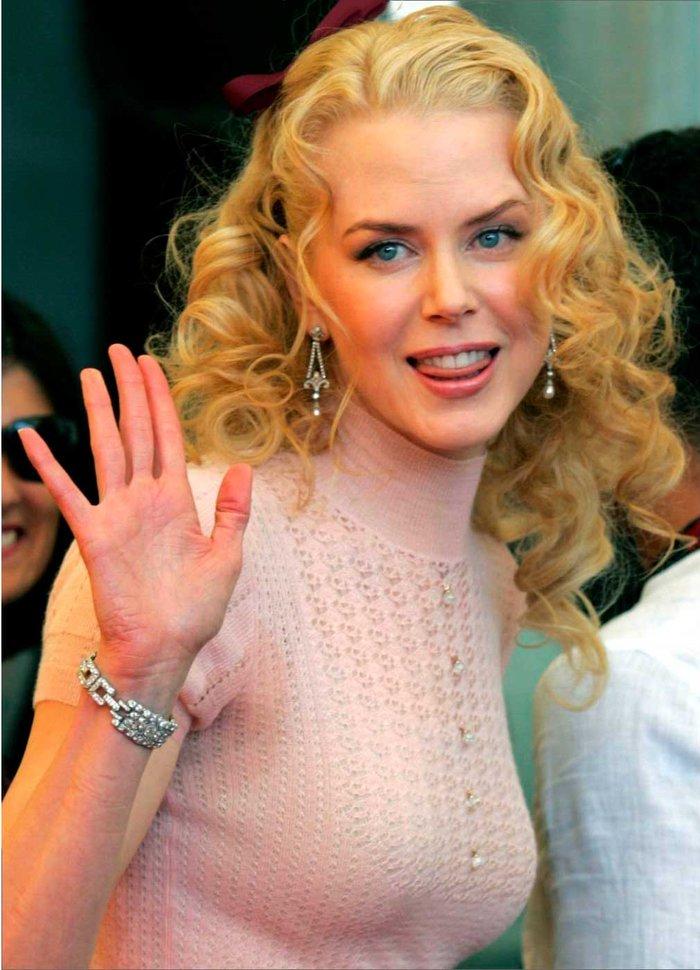 Nicole Kidman Actriz Hollywood Australiana Pelirroja