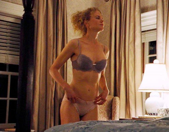 Nicole Kidman Bragas Sujetador Escena Película