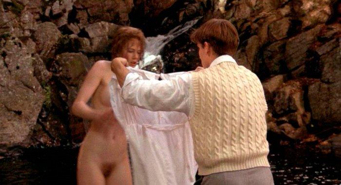 Nicole Kidman Desnuda Tetas Coño Pelirrojo 2