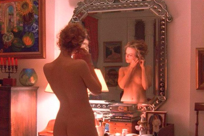 Nicole Kidman Desnuda Topless Eyes Wide Shut