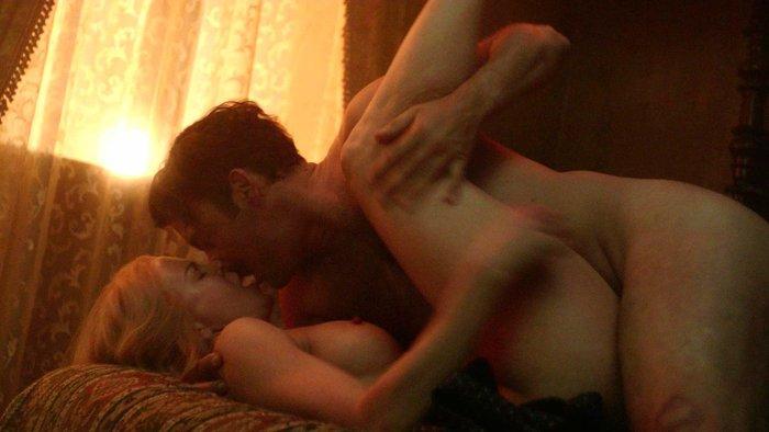 Nicole Kidman Follando Clive Owen Hemingway & Gellhorn