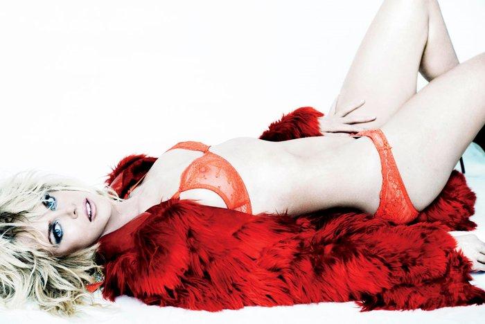 Nicole Kidman Lencería íntima Ropa Interior