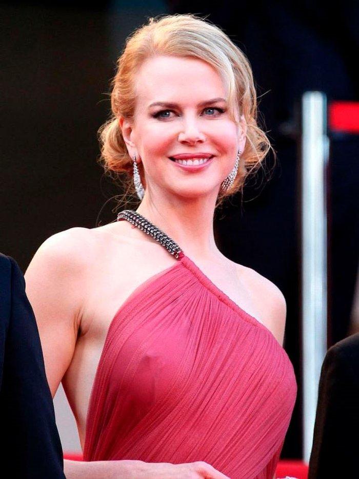 Nicole Kidman Pezones Tiesos
