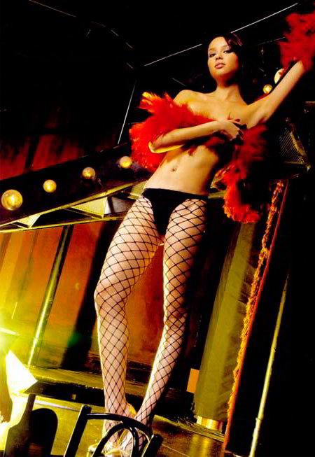 Dafne Fernández bailarina