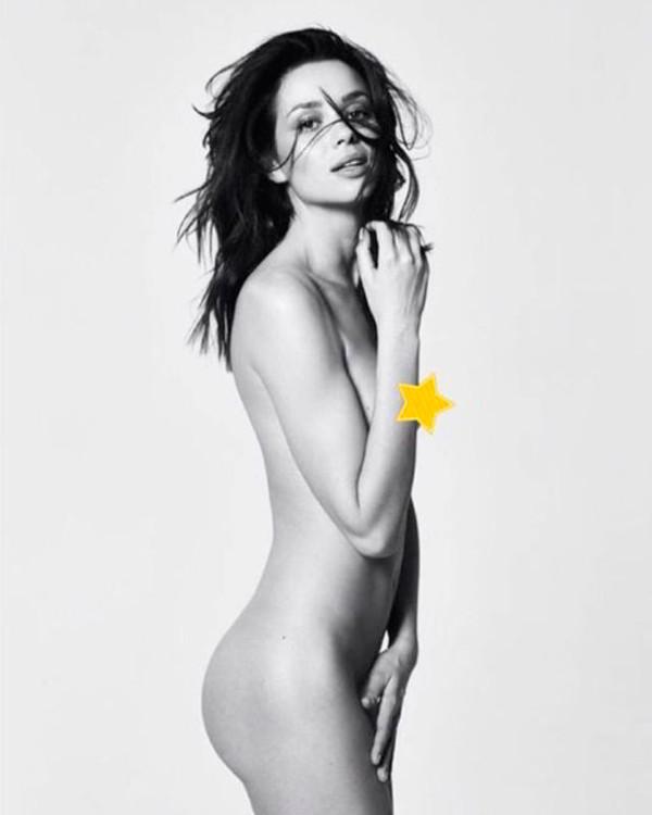 Dafne Fernández desnuda Instagram