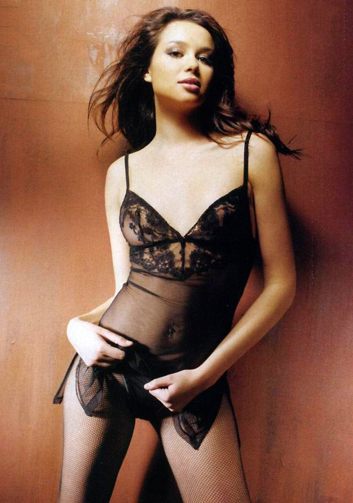 Dafne Fernández desnuda revista MAN 5