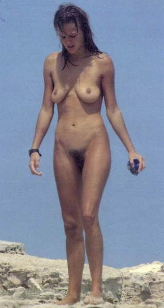 Emma Suárez desnuda