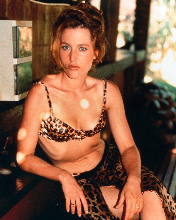 Gillian Anderson Agente Scully