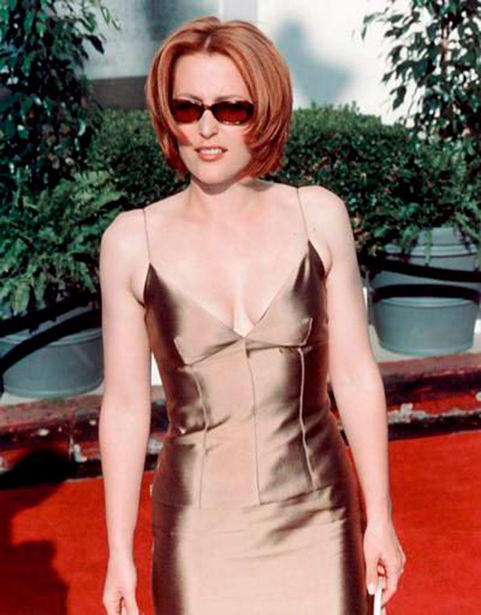 Gillian Anderson Fotos Sensuales Sexys Actriz Norteamericana 2