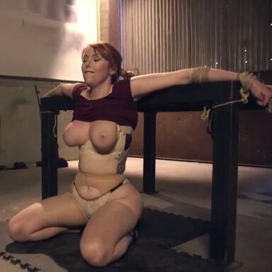 Lauren Phillips duro placer dolor