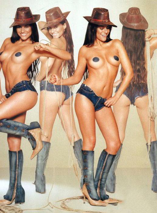 Mónica Hoyos foto erótica