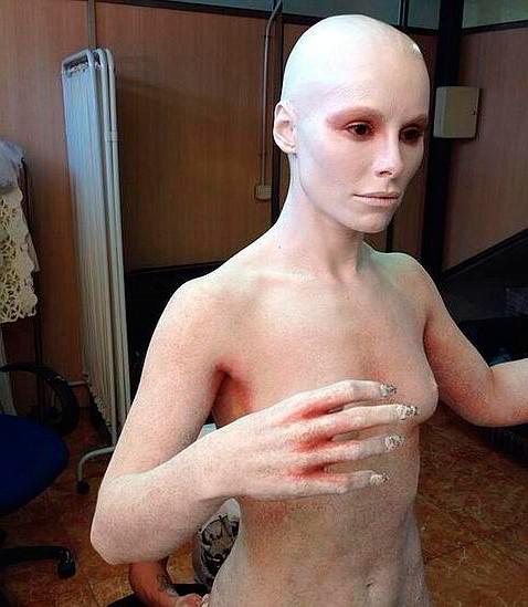 Soraya Arnelas desnuda Videoclio