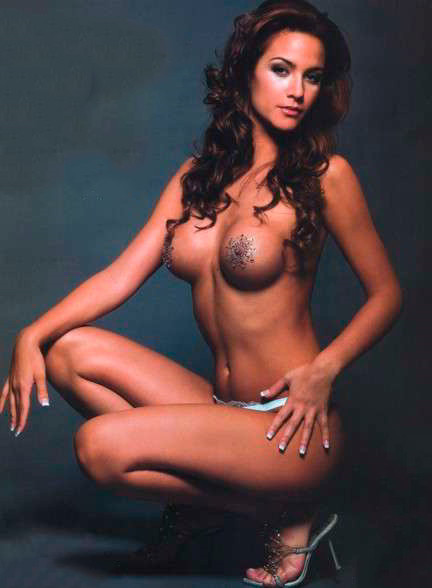 Tamara Gorro topless