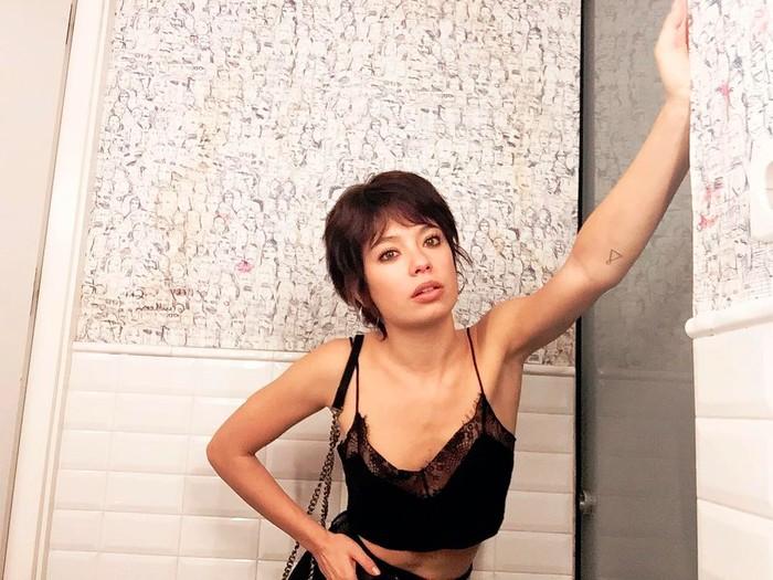 Anna Castillo fotos sexys lencería