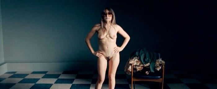 Candela Peña desnuda película Los años desnudos