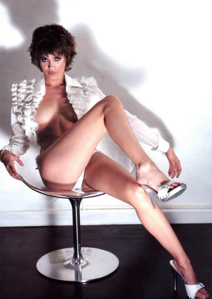Elena Ballesteros fotos eróticas