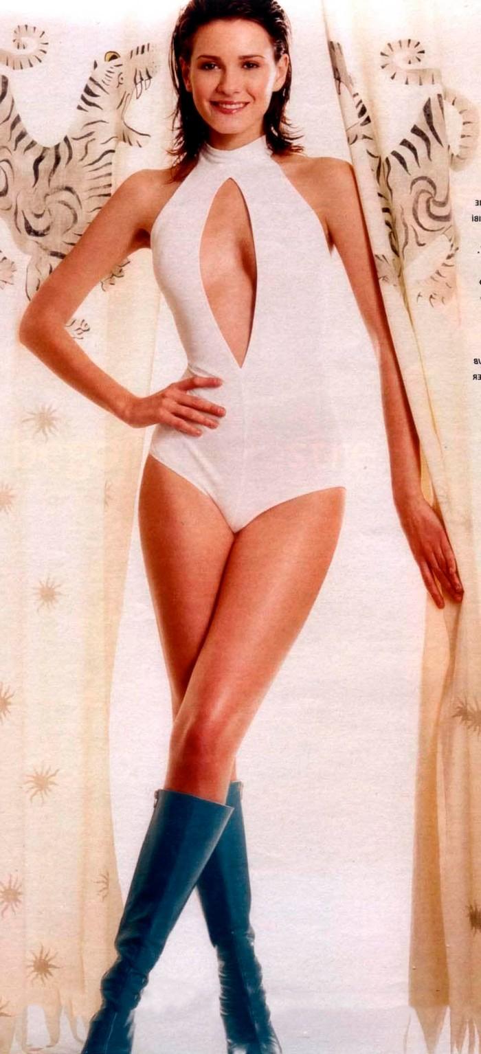 Elena Ballesteros modelo ropa