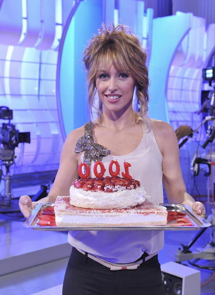 Emma García presentadora
