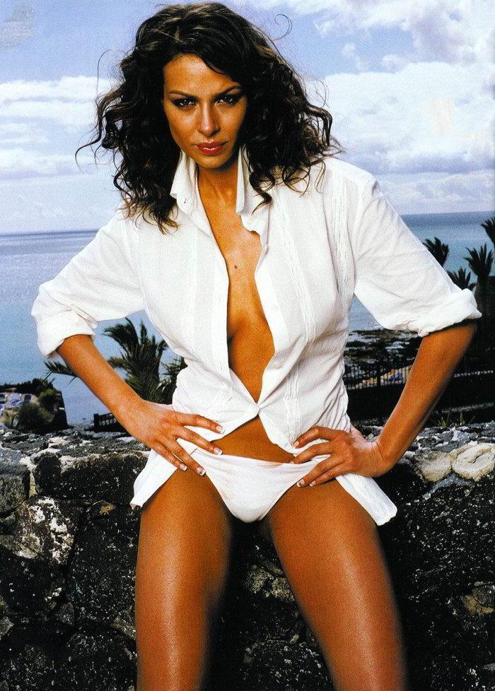 Eva González embarazada