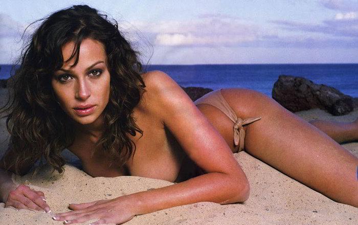 Eva González hot