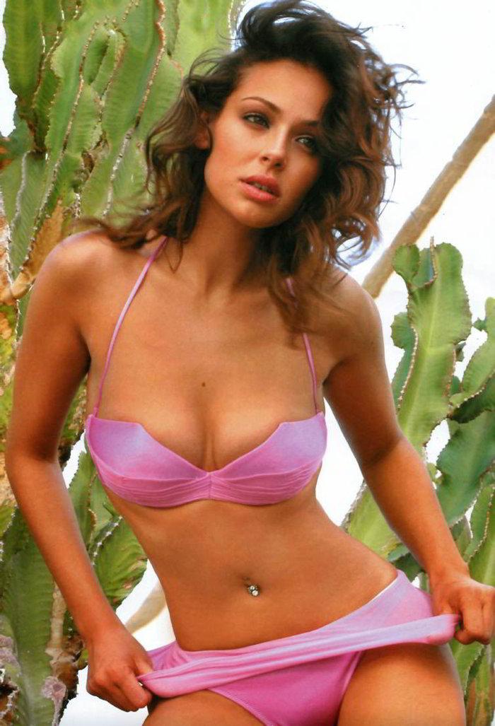 Eva González ropa interior