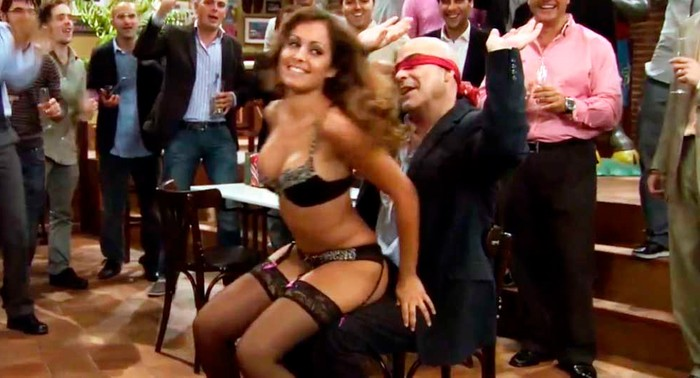 Hiba Abouk desnudo erótico